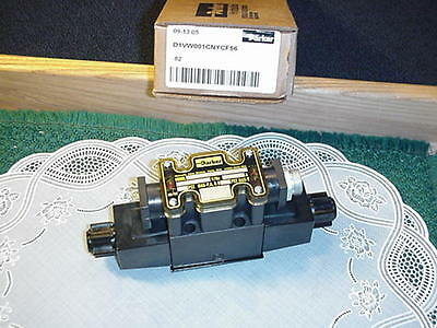 Parker Directional Control Valve D1VW001CNYCF56 NEW