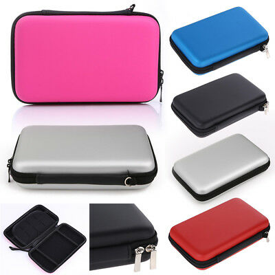 Hard Carry Case Cover Bag Protector Pouch Sleeve Eva Skin for Nintendo 3DS XL LL