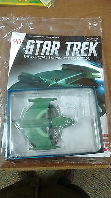 Star Trek Official Starships Collection #90 Romulan Scout Ship