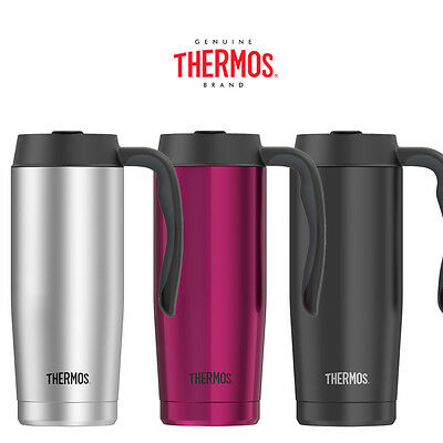 Thermos Performance Stainless Steel Vacuum Insulated Travel Mug 0.47L