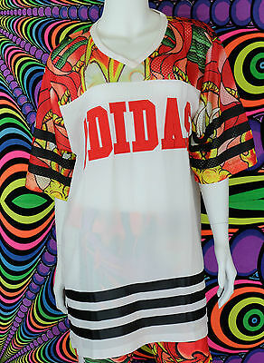 ADIDAS RITA ORA DRAGON TRACK TOP DRESS KLEID GR 38 RAR FASHION (stella farm)