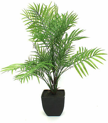 Artificial Mountain Palm ~ House Plant ~ Potted ~ Premium Quality