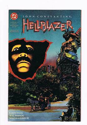 Hellblazer # 43 Dangerous Habits Part III of IV ! grade - 8.5 scarce book !!