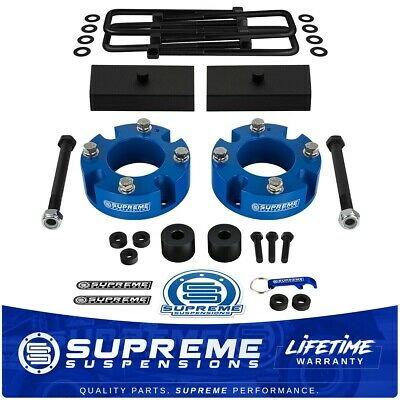 """3"""" Front and 2"""" Rear Leveling Lift Kit for 2007-2016 Toyota Tundra 2WD 4WD"""