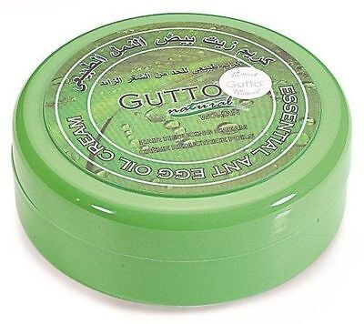 Gutto Ant Egg Oil Cream For Unwanted Hair Depilatory & Hair Reducing Epilation