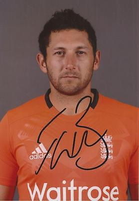 ENGLAND: TIM BRESNAN SIGNED 6x4 PORTRAIT PHOTO+COA