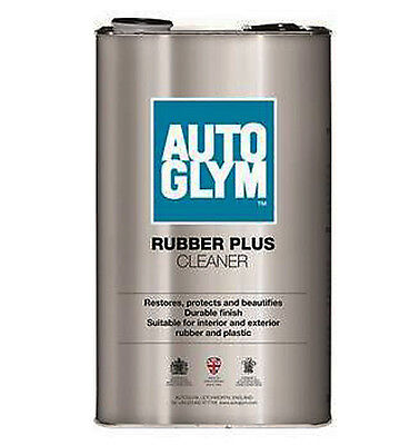 Autoglym Rubber Cleaner Plus - Tyre & Rubber Cleaner - 5L