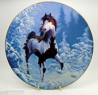 Winter Renegade ~ Unbridled Spirit ~ Hamilton Collection