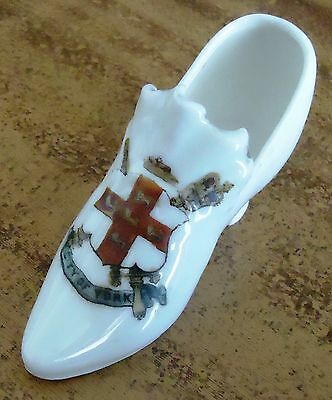 CITY OF YORK Shoe / Boot GEMMA CRESTED CHINA Original