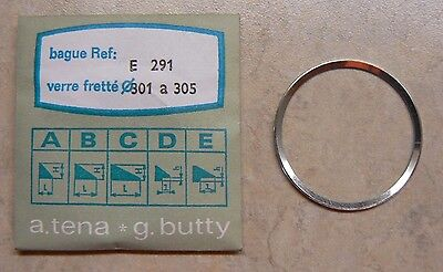 VINTAGE NOS TENA BUTTY E 291 WATCH TENSION RING 301 a 305 (1) OF (3) AVAILABLE