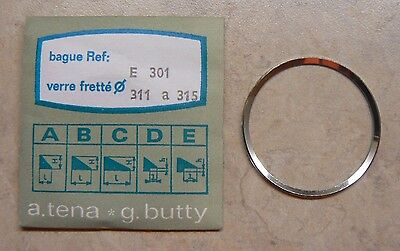 VINTAGE NOS TENA BUTTY E 301 WATCH TENSION RING 311 a 315 (1) OF (7) AVAILABLE
