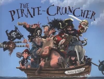 The Pirate Cruncher by Jonny Duddle (Paperback)
