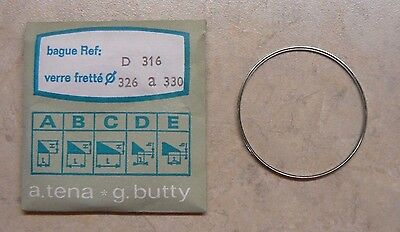 VINTAGE NOS TENA BUTTY D 316 WATCH TENSION RING 326 a 330 (1) OF (3) AVAILABLE