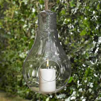 Kingfisher Solar Powered Crackle Glass Colour Changing Light