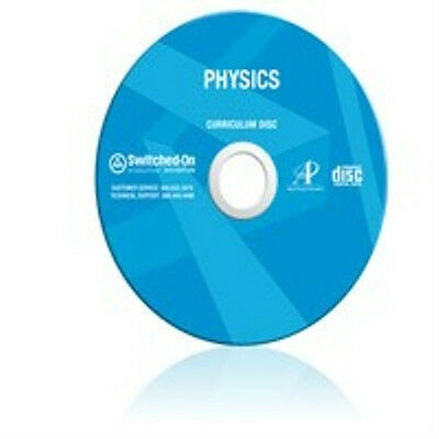 12th Grade SOS Science Physics Homeschool Curriculum Switched on Schoolhouse 12