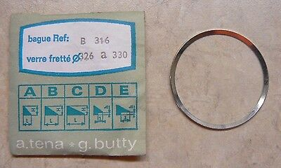 VINTAGE NOS TENA BUTTY B 316 WATCH TENSION RING 326 a 330 (1) OF (5) AVAILABLE