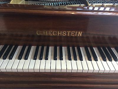 Bechstein Model A Grand. Fully reconditioned - 5 yr guarantee