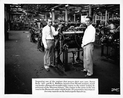 1929 Roosevelt ORIGINAL Factory Photo oae2799