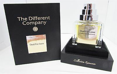 The Different Company Oud for Love 1.7 oz 50 ml EDP Perfume WHOLESALE LOT 10 PCS