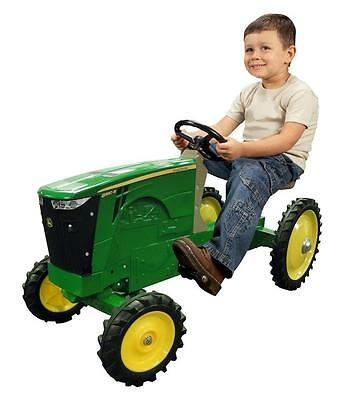 John Deere 8360R Wide Front Steel Pedal Tractor by ERTL NIB! Sold Out!