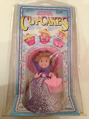 Vintage 1991 Cupcake Doll Kenner New Rare!!!#5