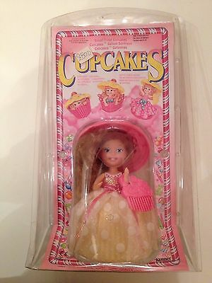 Vintage 1991 Cupcake Doll Kenner New Rare!!!#3