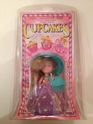 Vintage 1991 Cupcake Doll Kenner New Rare!!!#4
