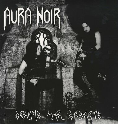 Aura Noir - Dreams Like Deserts