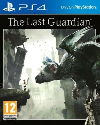 The Last Guardian (PS4) VideoGames