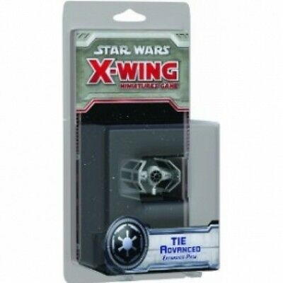 Star Wars X-Wing Tie Advanced Expansion Pack Brand New