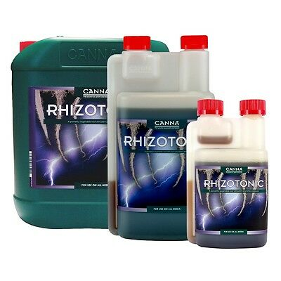 Canna Rhizotonic Root Stimulant & Stress Reliever Nutrient Additive - All Sizes