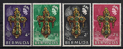 Bermuda 1969 Underwater Treasure MNH