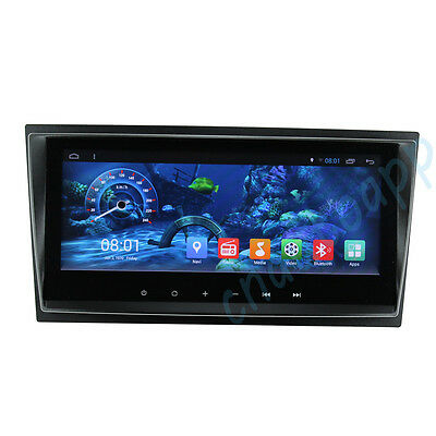 Avensis Radio In-Dash Android Car GPS Player For Toyota Avensis 2009-2011 Black
