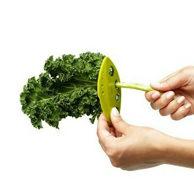 Chef'n Leaf Stripper Remover Kale Chard Greens Herb Rosemary Thyme Gadget Tool