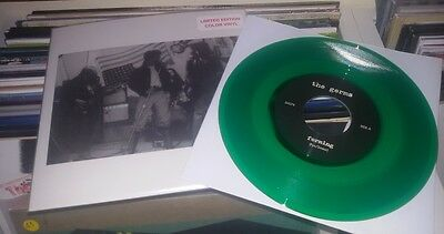 """THE GERMS - FORMING (7"""") Limited green vinyl"""