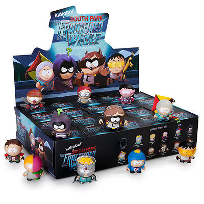 Kidrobot x South Park THE FRACTURED BUT WHOLE: MINI SERIES FIGURE *You Choose UK