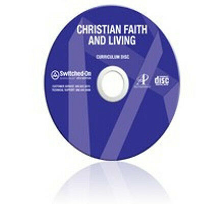 12th Grade SOS Bible Homeschool Curriculum CD Switched on Schoolhouse 12