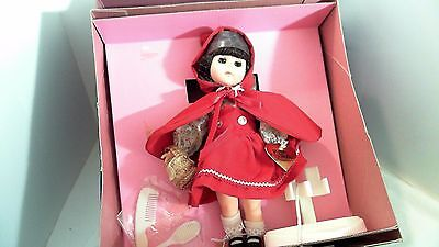 Vogue Ginny Doll Little Red Riding Hood Original Box And Tag 1988
