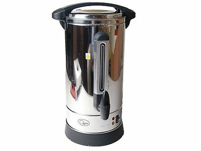 Quest 1500 Watts Hot Water Cafe Tea Coffee Making Catering Urn 10 litres