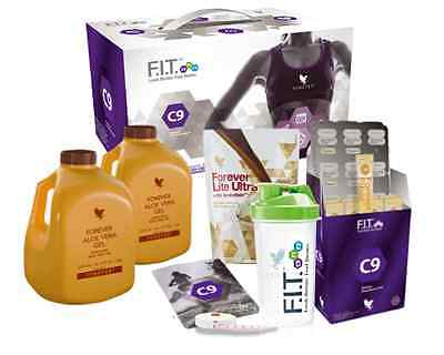 Forever Living - Clean 9 Pack - C9 Cleanse 9 Day Detox - Chocolate or Vanilla