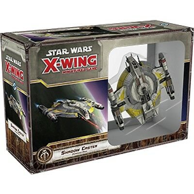 Star Wars X-Wing Shadow Caster Expansion Pack Brand New