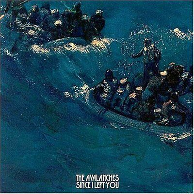 The Avalanches - Since I Left You Vinyl 2LP NEU 0950021