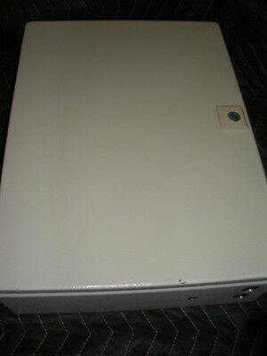 Electrical enclosure 16 x 12 x 4.5 Rittal EB1556 w/subpanel hinged door 12 avail