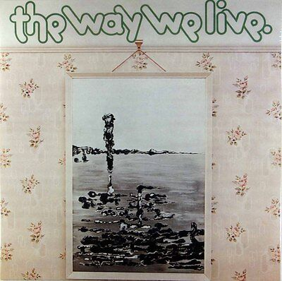 The Way We Live (Tractor) - A Candle For Judith (Ltd Numbered Red Vinyl LP) New