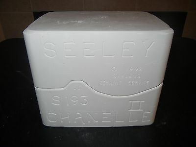 Seeley Ceramic Doll Mold 1992 Chanelle II S 193 Face