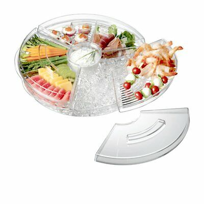 NEW Serroni On Ice Rotating Serving Platter (RRP $110)
