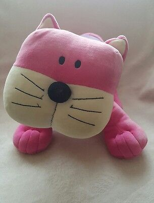 Ty Beanie Boos - Sophie Pink Cat Soft Plush Cuddly Collectible Toy New