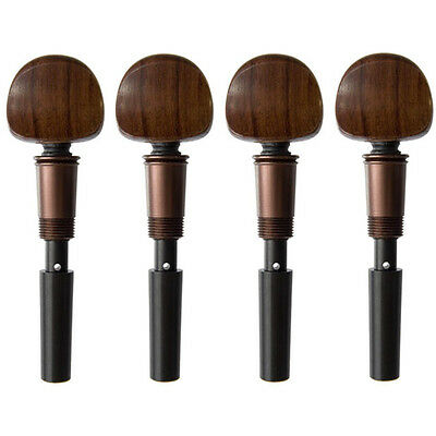 Knilling Perfection Planetary Pegs for Violin Swiss Style Rosewood 4/4 7.8 mm