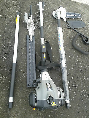 hedge cuttter, long reach hedge cutter, hedge trimmer, hedge chainsaw