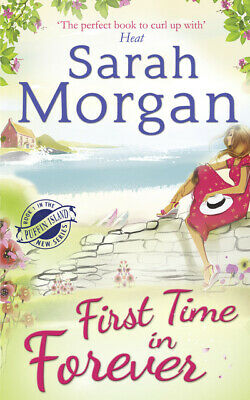 First time in forever by Sarah Morgan (Paperback)